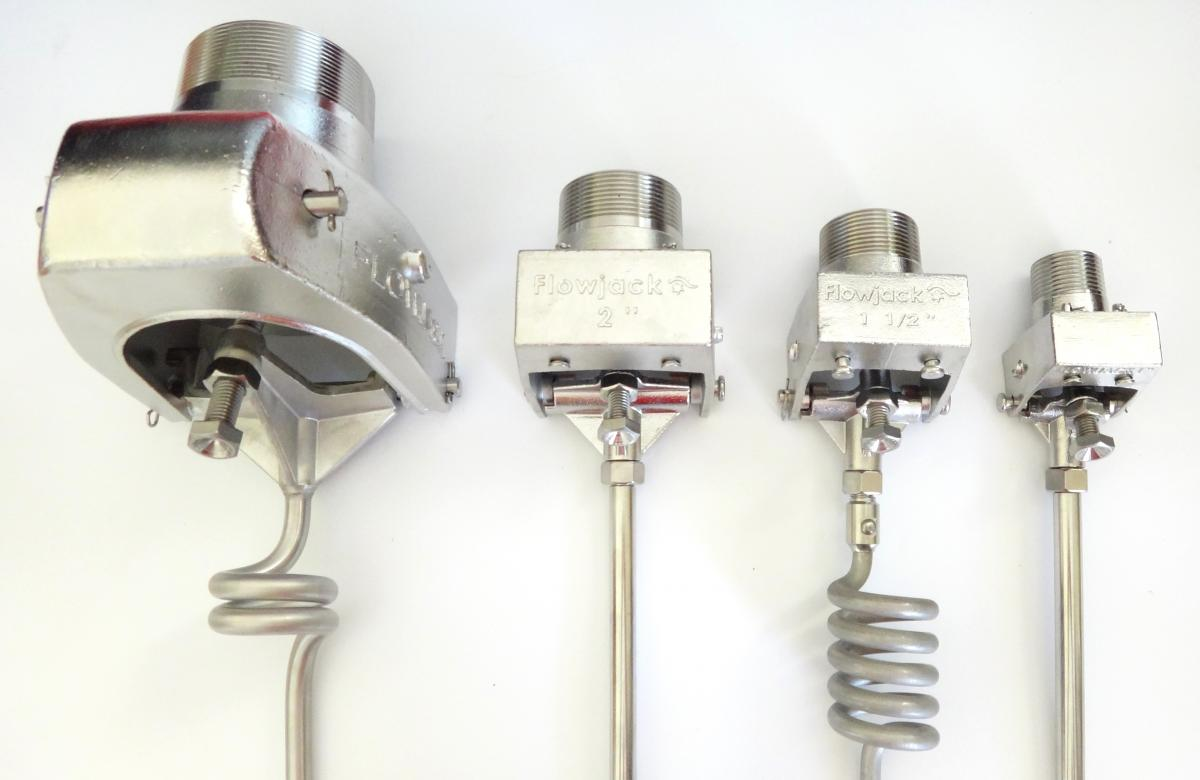 1 to 3'' float valves